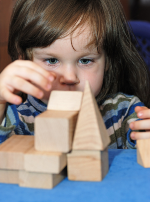 Pre-School - Building Blocks